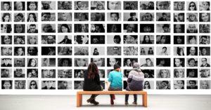 soziales netz hält gesund