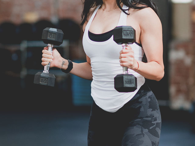 Muskeltraining unterstützt Krebsheilung